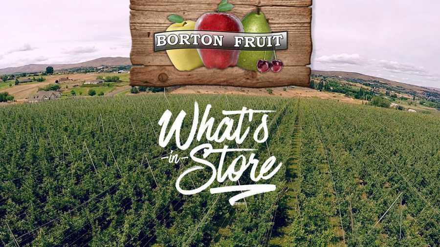 Borton Fruit Highlights High-Quality Growing Methods and Popular Varieties