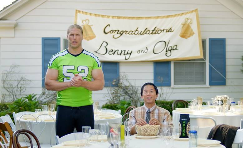 """Put a Smile on Your Snackface,"" features commercials starring NFL star Clay Matthews"